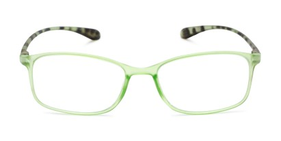 Front of The Neptune in Green/Tortoise
