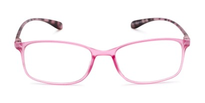 Front of The Neptune in Pink/Tortoise