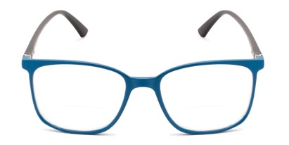 Front of The Nola Bifocal in Blue/Black