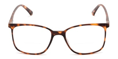 Front of The Nola Bifocal in Tortoise