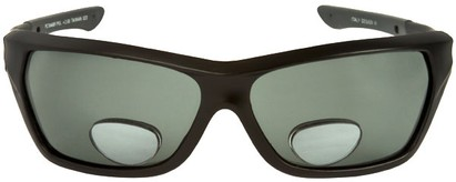 Image #1 of Women's and Men's The Ontario Polarized Bifocal Reading Sunglasses
