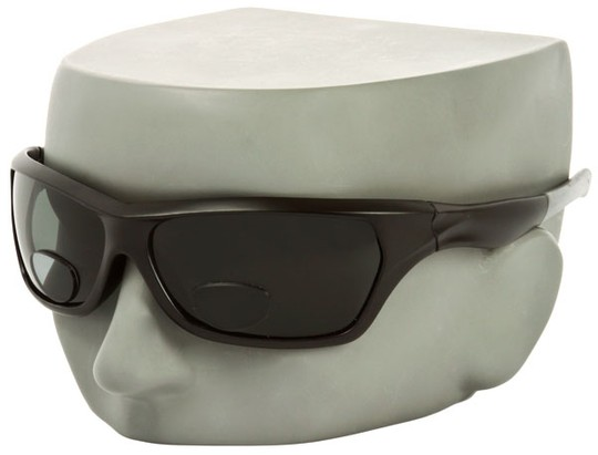 Image #3 of Women's and Men's The Ontario Polarized Bifocal Reading Sunglasses