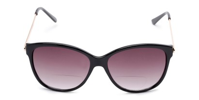 womens oversized cat eye bifocal sun reader