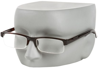 Semi Rimless Reading Glasses