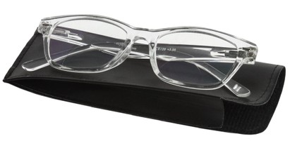 Clear Frame Computer Readers