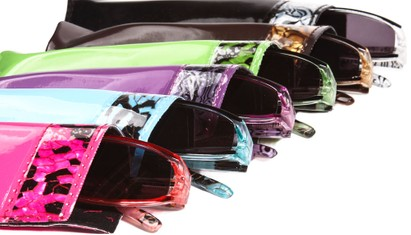 Colorful Reading Sunglasses