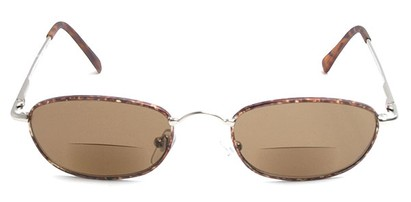 Image #1 of Women's and Men's The Harris Bifocal Reading Sunglasses