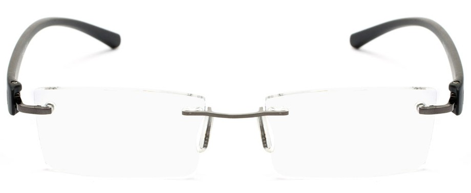 Invisible Look Rimless Reading Glasses Readers.com