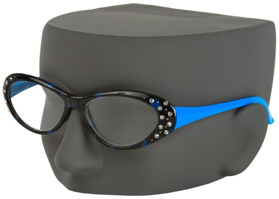 Colorful Rhinestone Reading Glasses