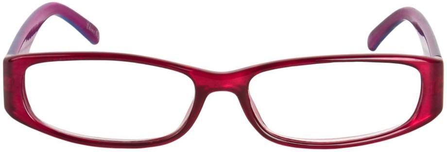 Zenni Optical Polka Dot Glasses : The May Polka Dot Readers