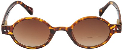 Image #1 of Women's and Men's The Peabody Bifocal Reading Sunglasses