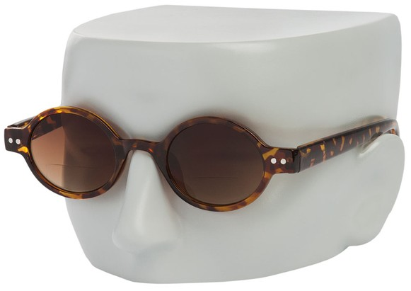 Image #3 of Women's and Men's The Peabody Bifocal Reading Sunglasses