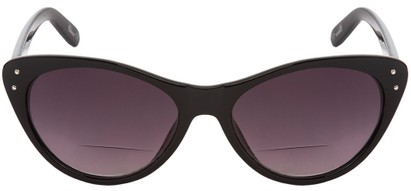 Stylish Cat Eye Sun Readers