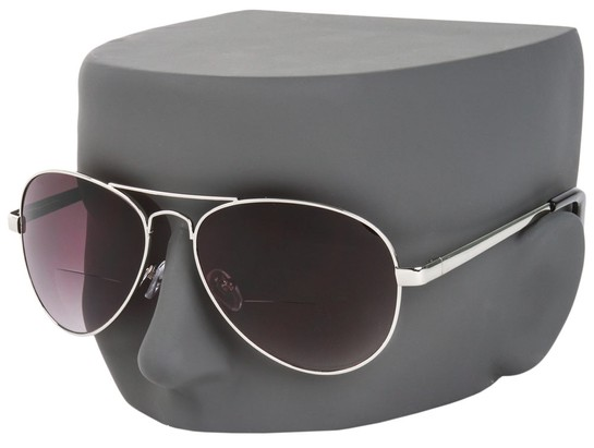 Image #3 of Women's and Men's The Bond Bifocal Reading Sunglasses