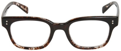 Two Tone Wayfarer Reading Glasses