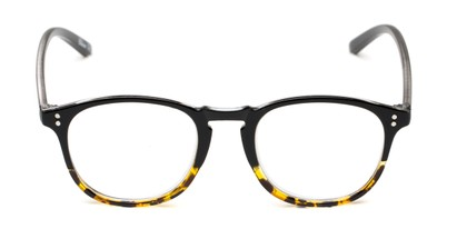 Front of The Sunshine in Black/Tortoise Fade