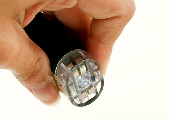 Image #4 of Women's and Men's The Caspian Flashlight Reader