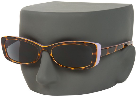 Tortoise and Pastel Reading Sunglasses