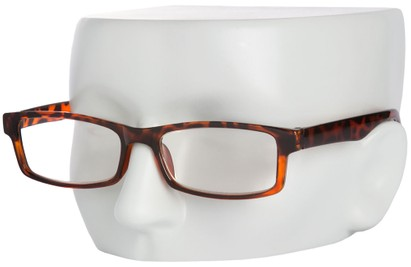 Bold Rectangular Reading Glasses
