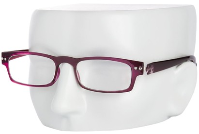 Reading Glasses with Flexible Frame