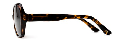 Side of The Alejandra Sun in Tortoise