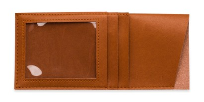 Angle of Readers.com Wallet Pouch in Brown, Women's and Men's  Soft Cases / Pouches