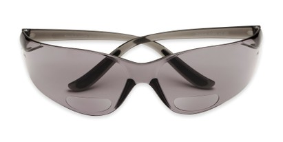 Product #1 wearing The Darius Bifocal Safety Reading Sunglasses