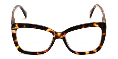 Front of The Kendra Bifocal in Brown Tortoise