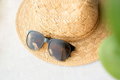 Detail of The Cecily Bifocal Reading Sunglasses