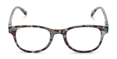 Front of The Lucy in Green Tortoise