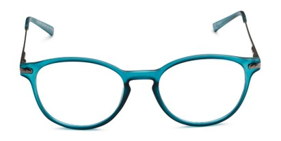 Front of The McKay Multi Focus Reader by Foster Grant in Teal Blue