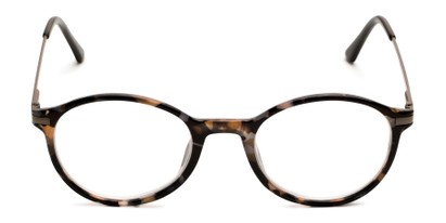 Front of The Petula in Tan Tortoise