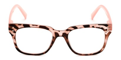 Front of The Quad in Pink Tortoise