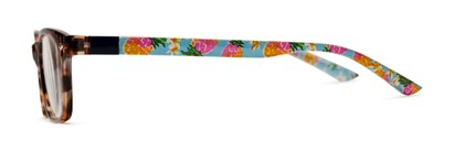 Side of The Tropical Print 2-Set Convertible Temple Add-On Pack