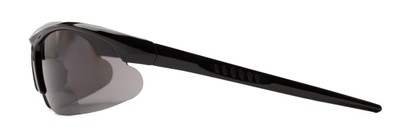 Side of The Radley Polarized Bifocal Reading Sunglasses in Black with Smoke