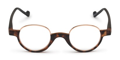 Front of The Raegan in Tortoise/Black