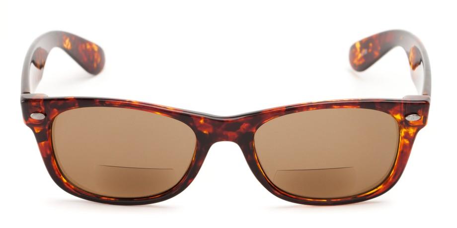 0d6b609a1b654 Classic Retro Square Style Bifocal Sun Readers ®