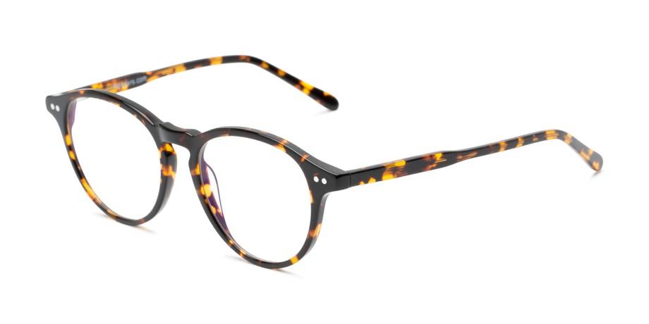 e9dda71cab54 Retro Round Computer Glasses