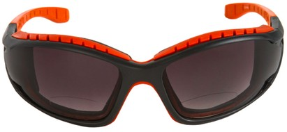Padded Bifocal Sun Readers