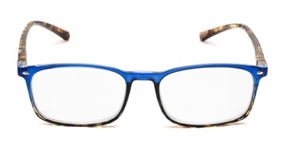 Front of The Yonkers in Blue/Tortoise