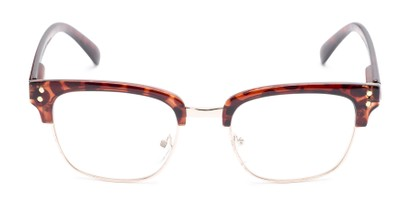 Front of The Saginaw in Glossy Tortoise/Gold
