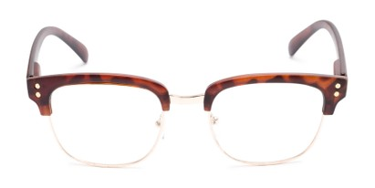 Front of The Saginaw in Matte Tortoise/Gold