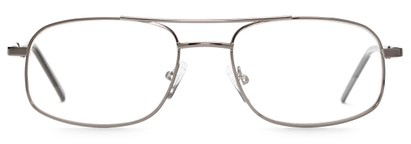 optical quality metal aviator readers
