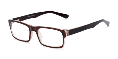 rectangular wide two toned readers
