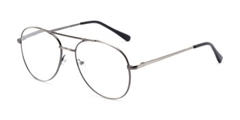 3f92b83238b8 Angle of The Sonoma in Grey, Women's and Men's Aviator Reading Glasses