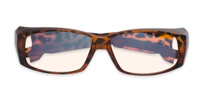 Unmagnified Computer Fit Over Glasses