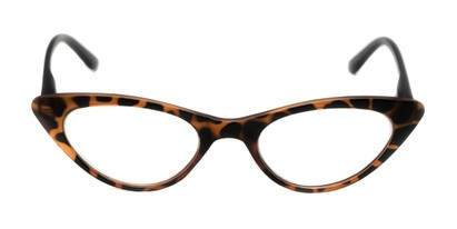 Front of The Stella in Tortoise/Black