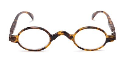 Front of The Sterling in Light Tortoise/Bronze