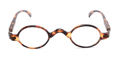 Front of The Sterling in Tortoise/Bronze
