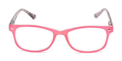Front of The Symphony in Pink/Tortoise